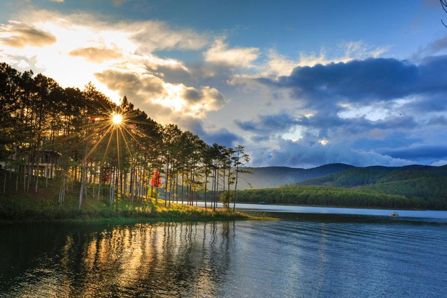 Đến Hồ Tuyền Lâm Đà Lạt nên ăn - chơi gì?